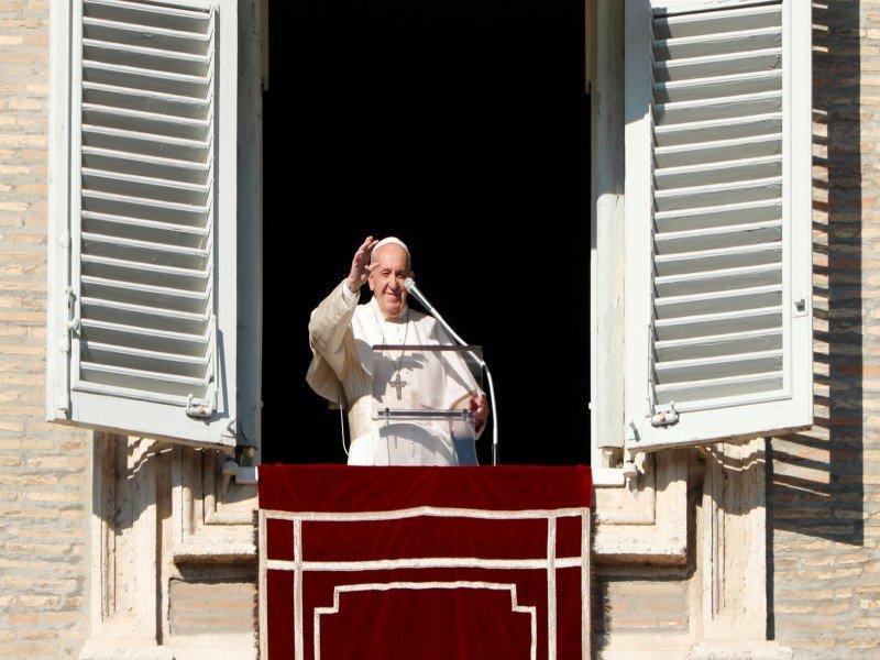 في رسالة العام الجديد: البابا فرنسيس يندد بالعنف ضد المرأة