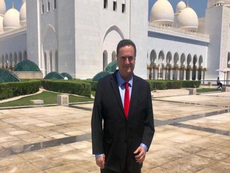 """وزير الخارجية الإسرائيلي يُلغي زيارته لدبي لـ""""دواعي أمنية"""""""