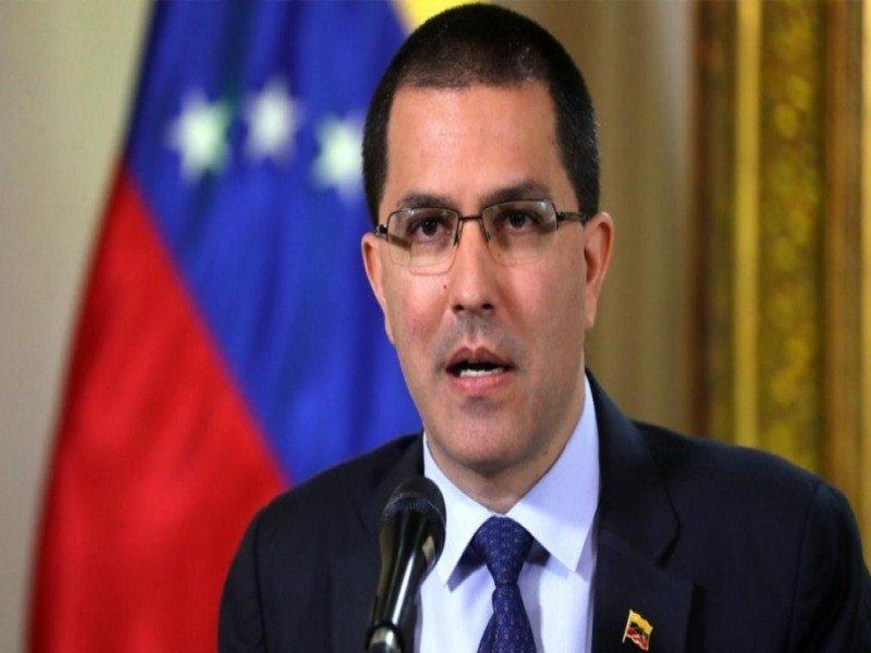 وزير خارجية فنزويلا يزور إيران معزياً بسليماني