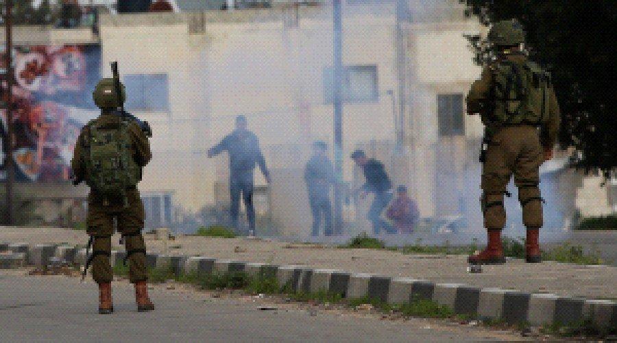 استشهاد شاب فلسطيني نتيجة الضرب المبرح من قبل الاحتلال قرب نابلس