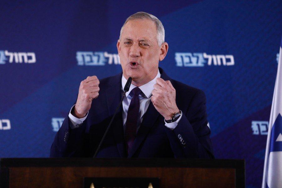 غانتس يهرأ: الضم لن يؤثر على حياة الفلسطينيين والاسرائيليين